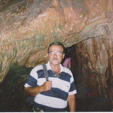 Firuz Şafak, 69, Antalya, Turkey
