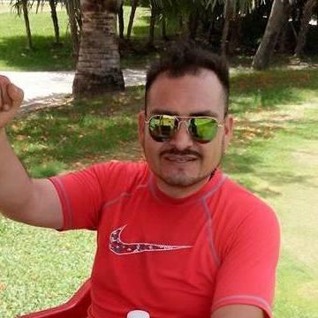 Humberto Medina, 36, Cancun, Mexico