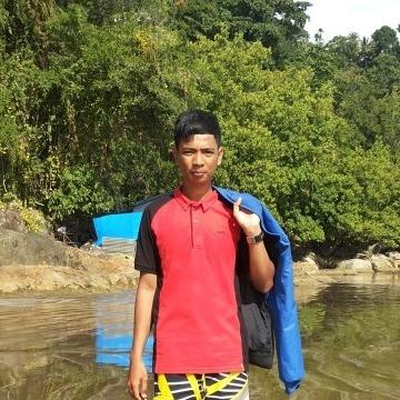 Rivaldi Fahmi, 20, Bogor, Indonesia