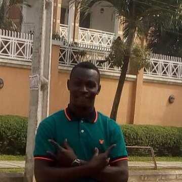 Saheed Ade, 31, Abuja, Nigeria