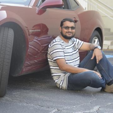 Khan, 36, Dubai, United Arab Emirates