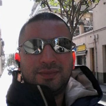 elias, 37, Barcelona, Spain