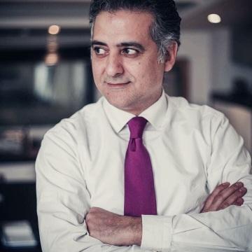 Hakan Aktürk, 43, Ankara, Turkey