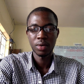 Mohamed, 23, Freetown, Sierra Leone