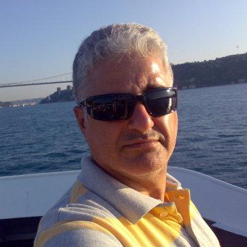 Gaziantepli Genç, 36, Istanbul, Turkey
