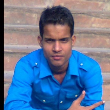 Bhupesh Chand, 23, Delhi, India