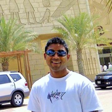 Srinath, 28, Dubai, United Arab Emirates