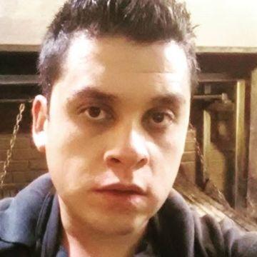 Dave Gómez, 34, Toluca, Mexico