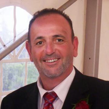 Gary Robert, 53, Liverpool, United Kingdom