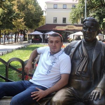 Hayk Mkrtchyan, 29, Yerevan, Armenia
