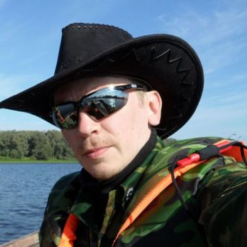Vladimir Che, 39, Saint Petersburg, Russia