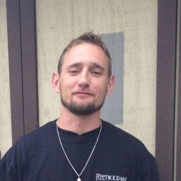 Brian Beebe, 33, Vineland, United States