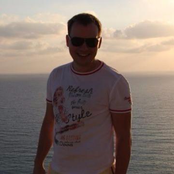 Stanislav Krinitskiy, 29, Saint Petersburg, Russia
