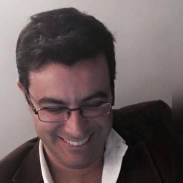 Andreas Mistris, 40, Voula, Greece