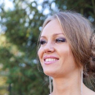 Дарья, 32, Novosibirsk, Russia