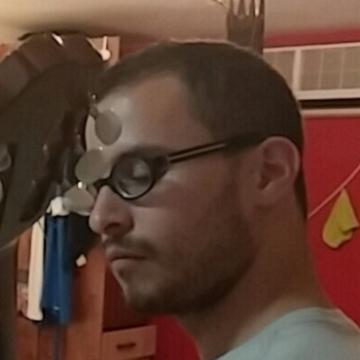 Roi Aharonson, 23, Tel-Aviv, Israel