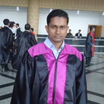 Nazmul Huda, 41, Dhaka, Bangladesh