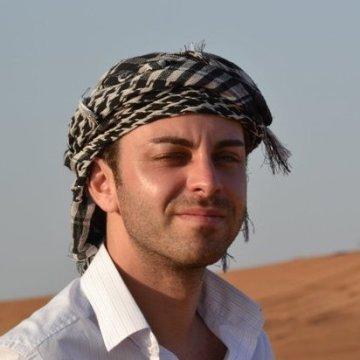 Ben Holliday, 33, Dubai, United Arab Emirates