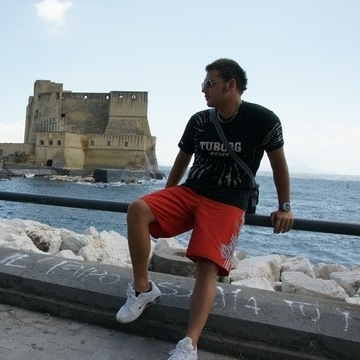 Renato De Furia, 35, Napoli, Italy