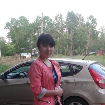 кристина, 23, Irkutsk, Russia