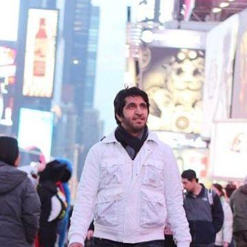 Maher Jaza, 31, Towson, United States