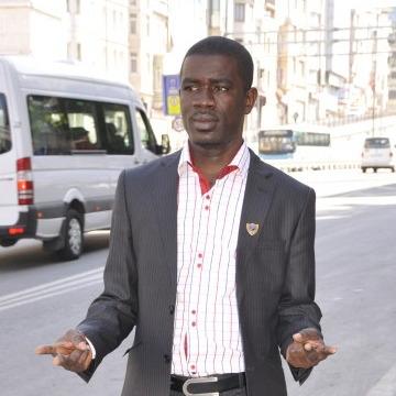 DOUGLAS FRİMPONG, 28, Istanbul, Turkey