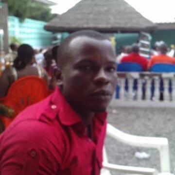 Ekwenye Chinedu, 33, Abidjan, Cote D'Ivoire
