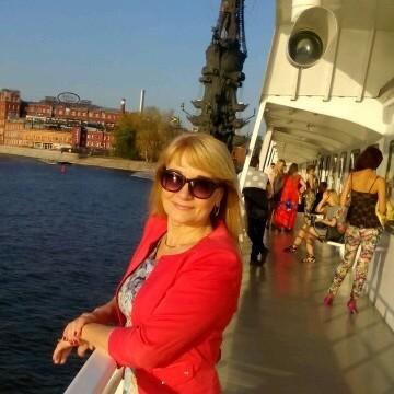 Елена Сорока, 54, Moscow, Russia