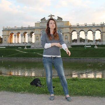 Katya Somina, 32, Moscow, Russia