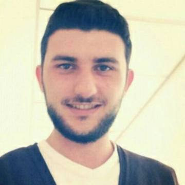 Esat Acar, 28, Gaziantep, Turkey
