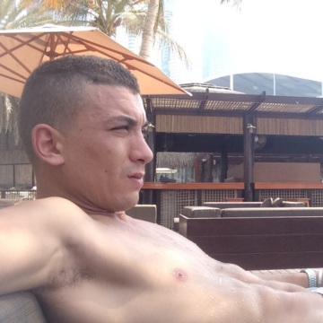Hicham Loukili, 28, Dubai, United Arab Emirates