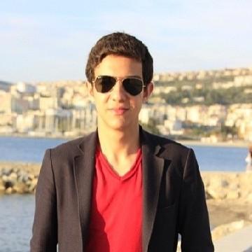 Ahmet Güneş, 21, Aydin, Turkey