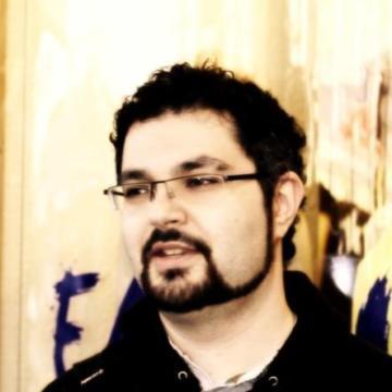 Alex Ouretski, 38, Melbourne, Australia