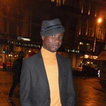 Amuda Mohammed, 34, Accra, Ghana