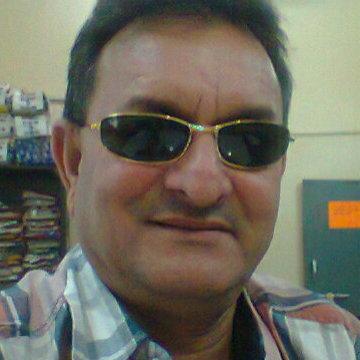 ashok kumar chuahan, 62, Jaipur, India