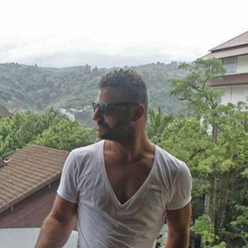 Fernando Herrera, 34, Dubai, United Arab Emirates