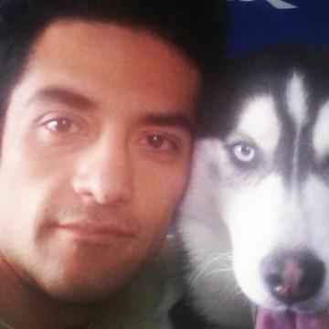 Cesar Szr, 35, Mexico, Mexico