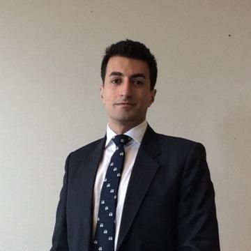 David Reza, 33, Stockholm, Sweden