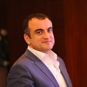 Roma, 37, Baku, Azerbaijan