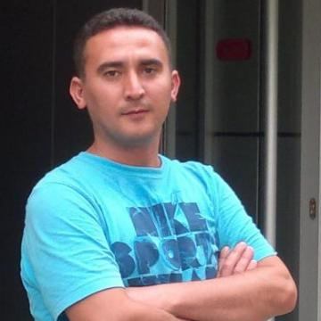 ALİ, 31, Istanbul, Turkey