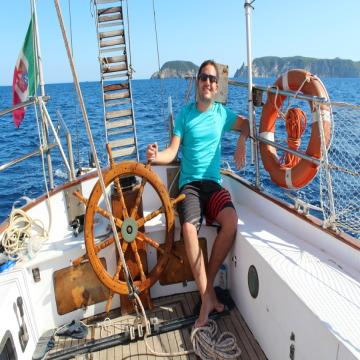 Emiliano Urso, 32, Rome, Italy