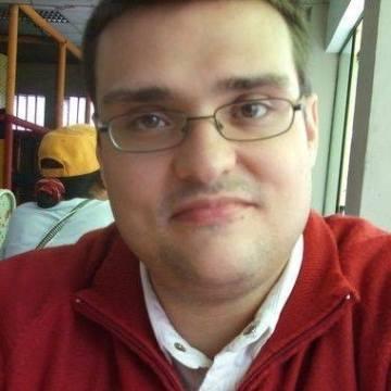 Moises Egea Roman, 38, Getafe, Spain