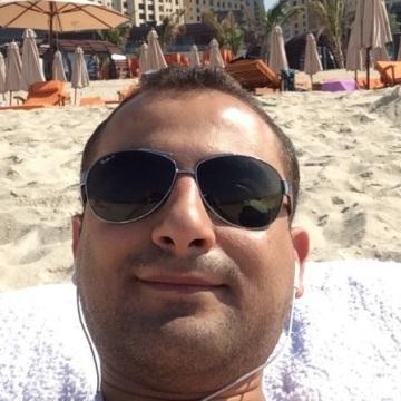 Fadel Sulqan, 32, Dubai, United Arab Emirates