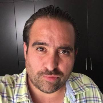 Roger Sa Gu, 37, Monterrey, Mexico