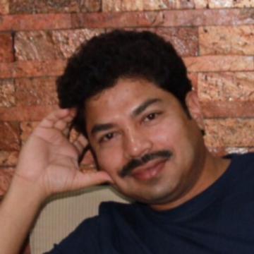 Guru Prakash, 42, Hyderabad, India