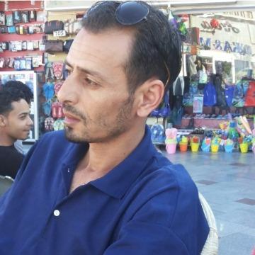 Jordan Lycan, 36, Amman, Jordan