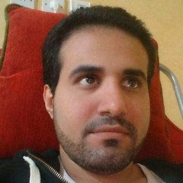 fahad, 32, Riyadh, Iraq