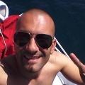 Simone Tosi, 38, Viterbo, Italy