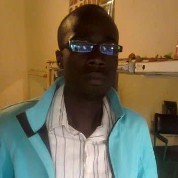 Derick Nyagilo, 29, Nairobi, Kenya