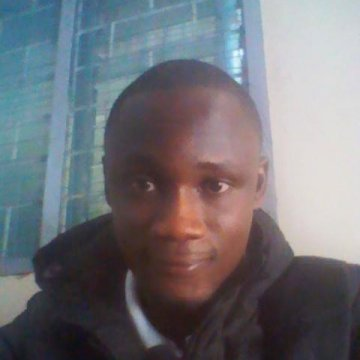 williams, 25, Accra, Ghana
